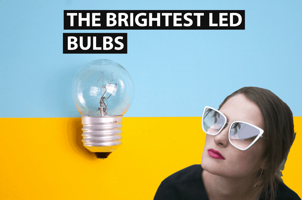 the brightest LED bulbs