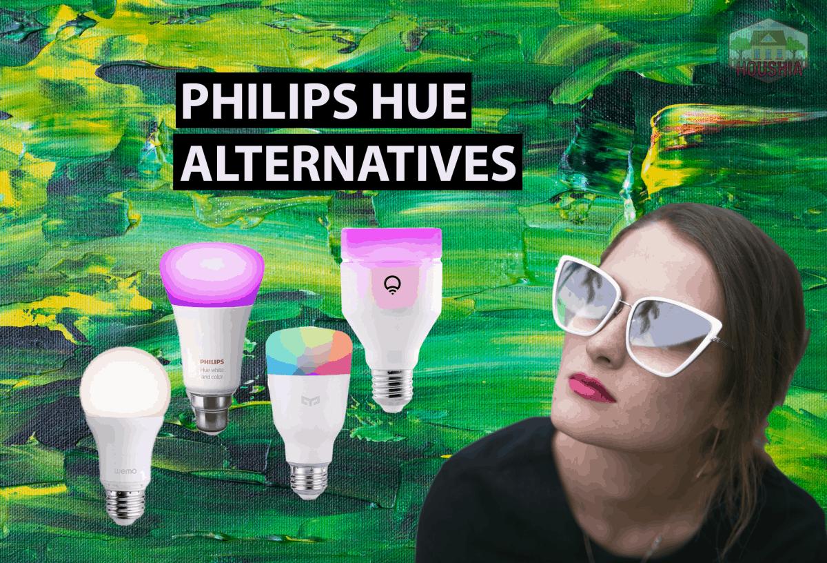 CHEAP ALTERNATIVES TO PHILLIPS HUE 2