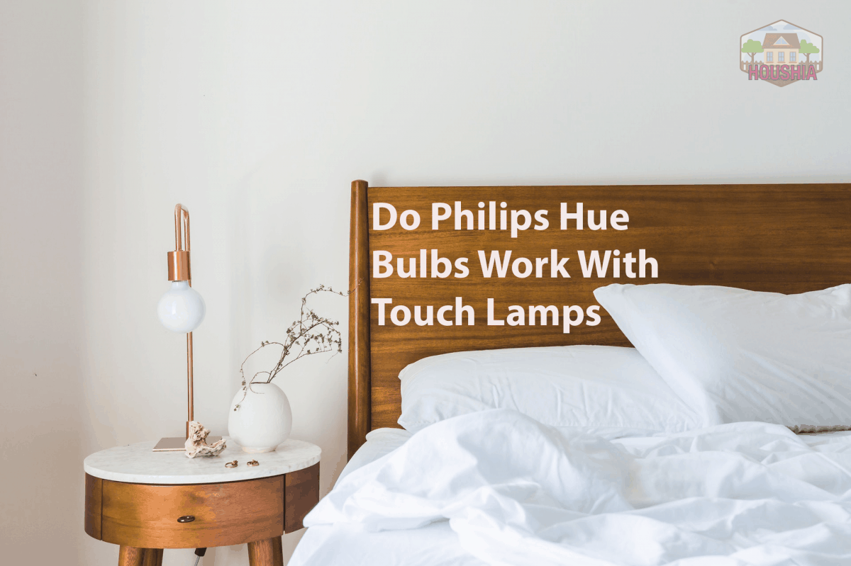 DO PHILLIPS HUE WORK WITH TOUCH LAMPS