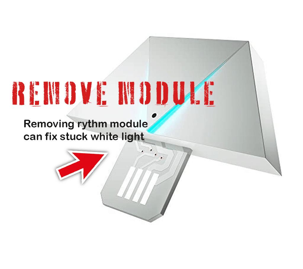 RYTHM MODULE RESET NANOLEAF