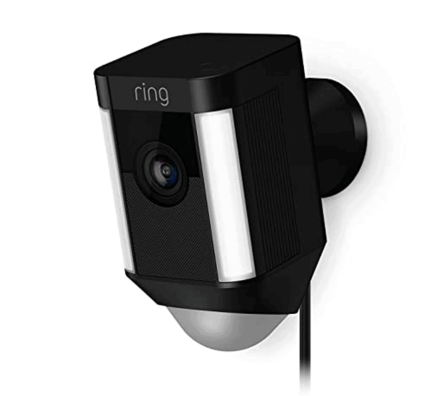 ring cam can record sound