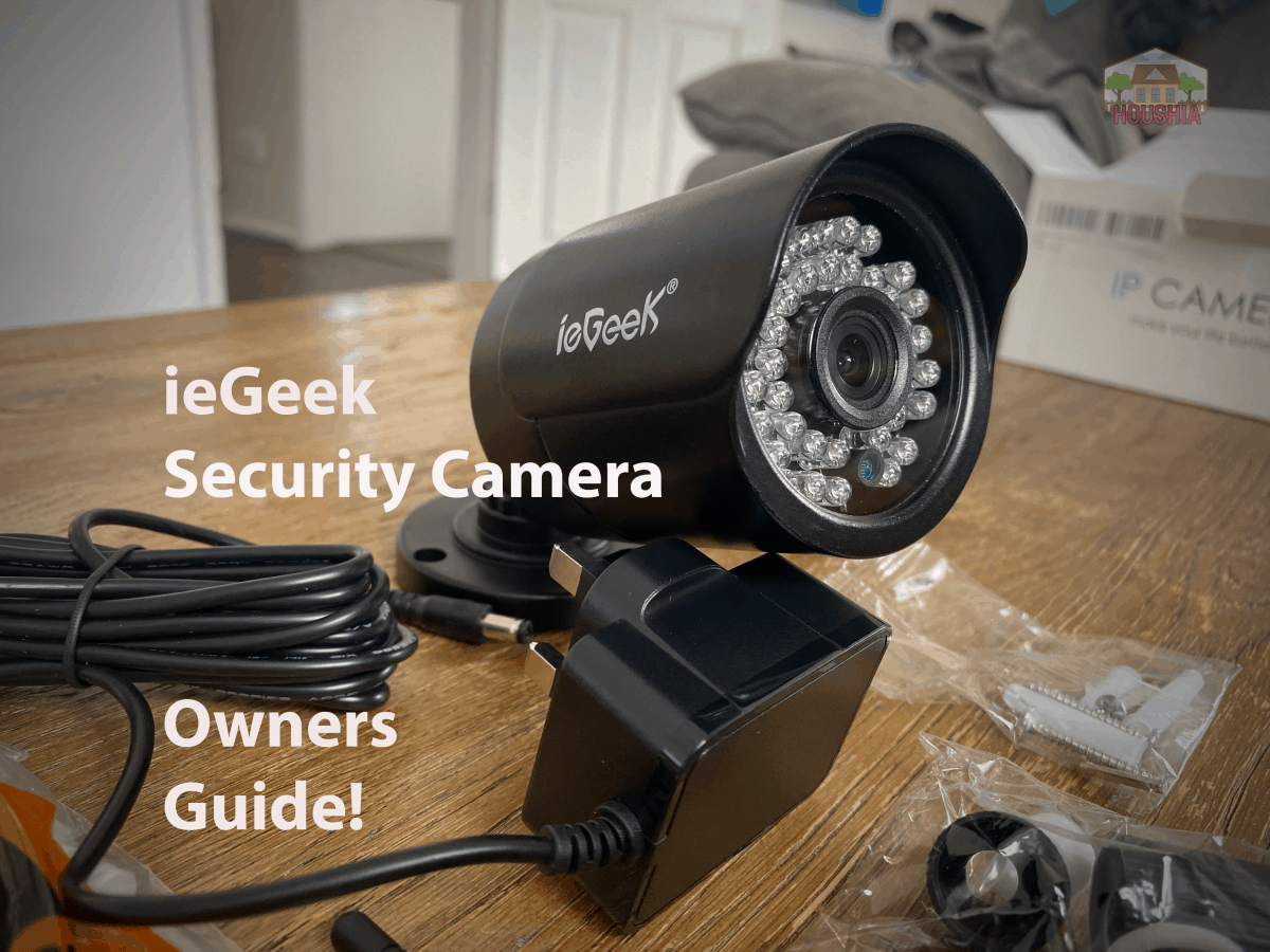 iegeek security camera owners guide