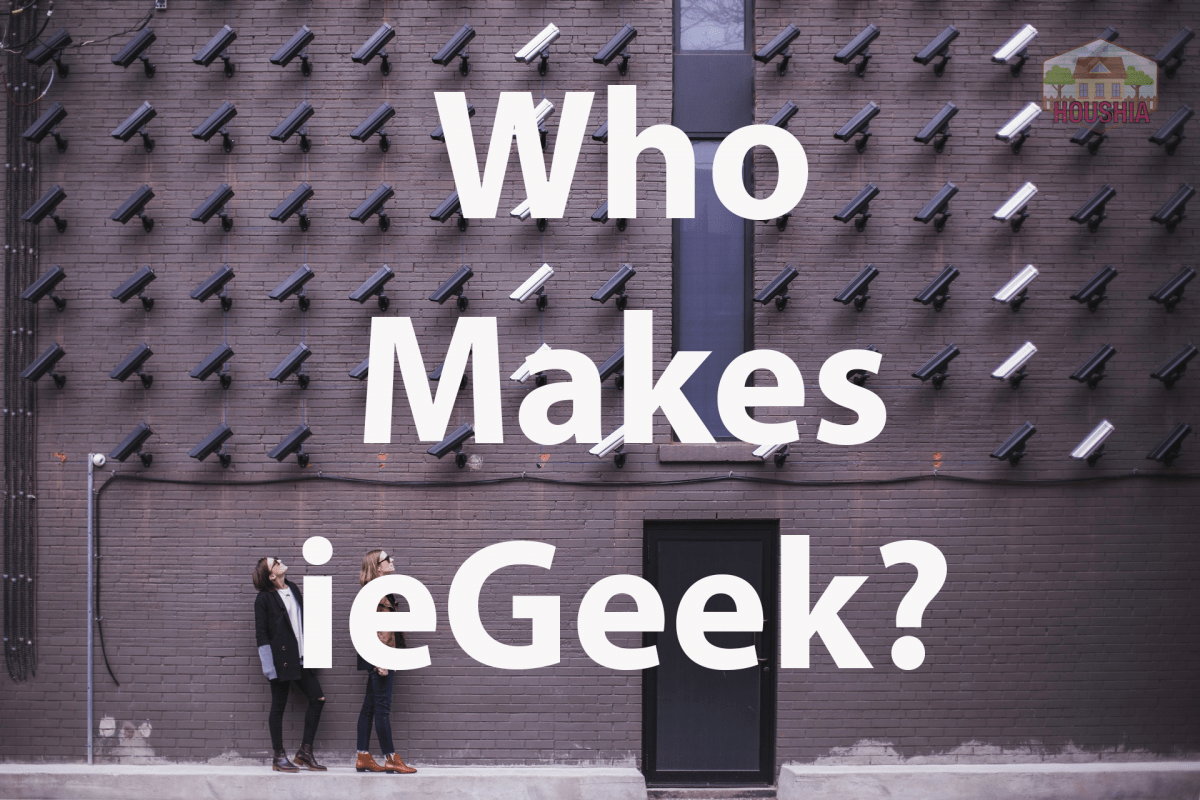 who makes ieGeek